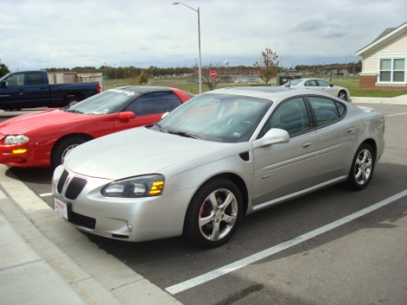 2007  Pontiac Grand Prix GXP picture, mods, upgrades