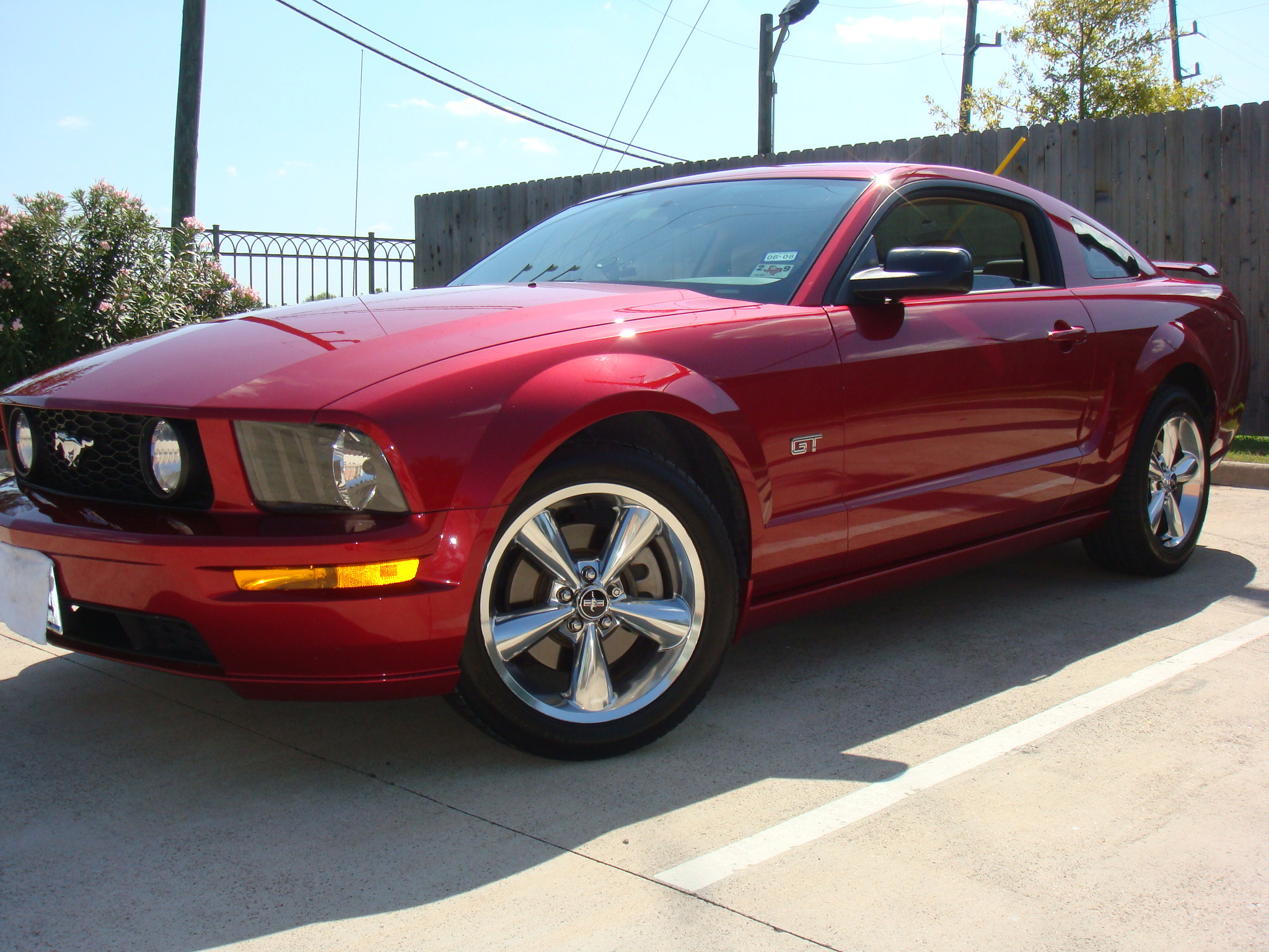 2006 ford mustang gt picture mods upgrades