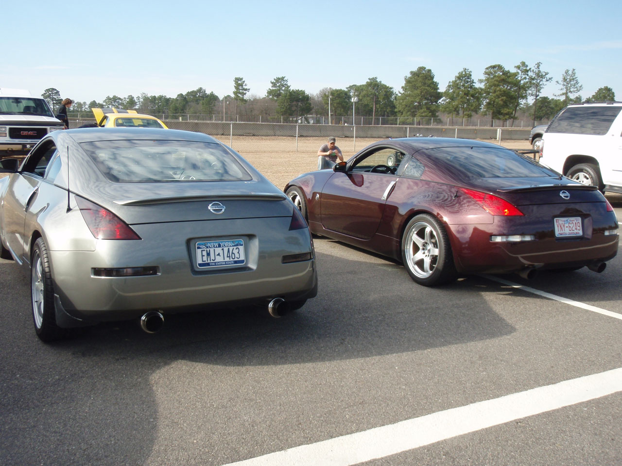 2003  Nissan 350Z Track edition picture, mods, upgrades