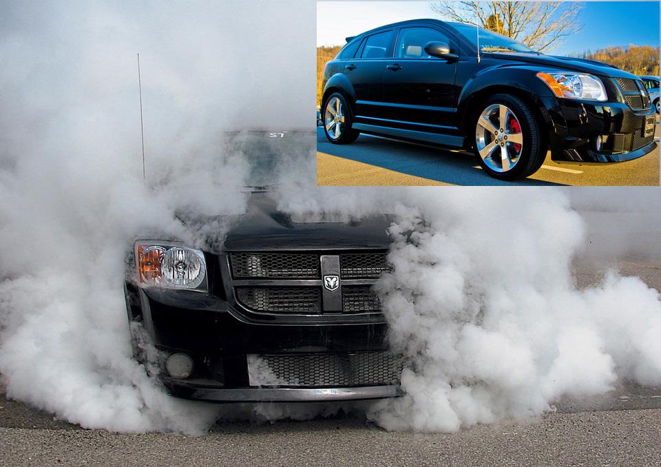 dodge caliber srt4 engine pictures
