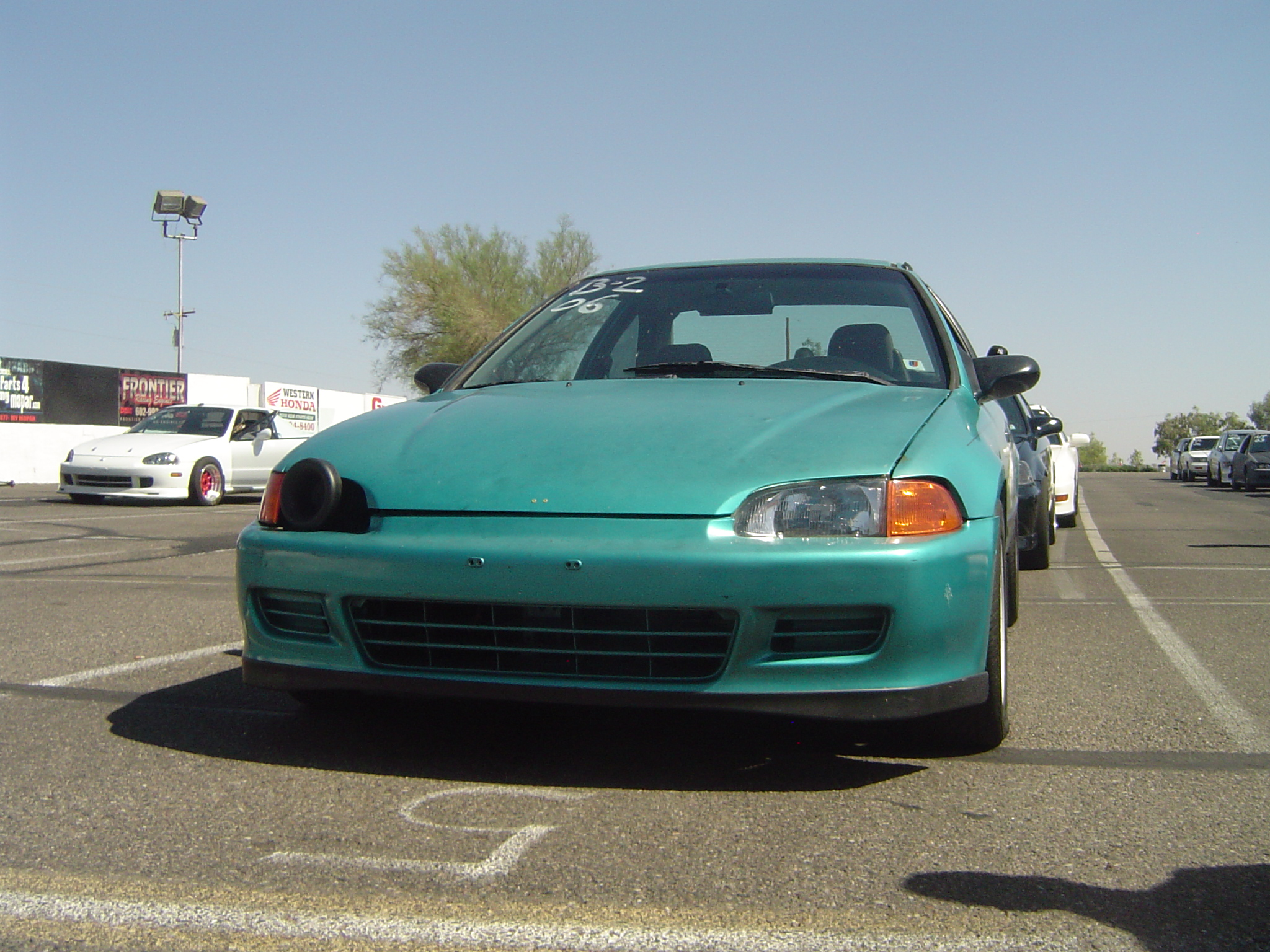 1994 Honda Civic dx Nitrous