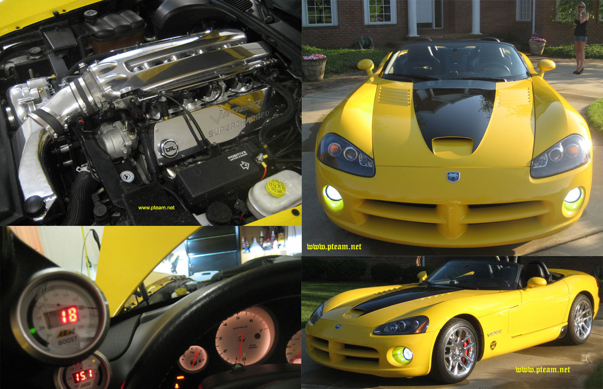 2005  Dodge Viper Supercharged VCA Special Edition picture, mods, upgrades