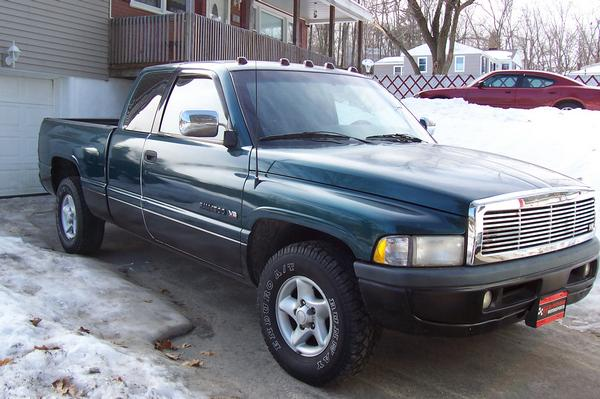 1996 dodge ram 1500 sport 5 9 1 4 mile drag racing timeslip specs 0 60. Black Bedroom Furniture Sets. Home Design Ideas