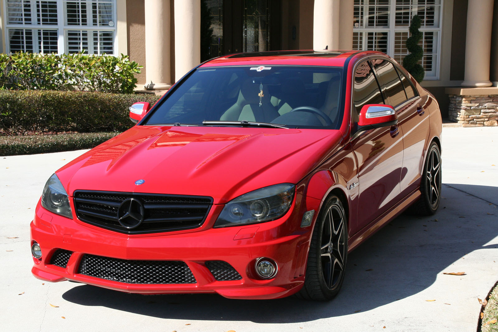 0  Mercedes-Benz C63 AMG  picture, mods, upgrades