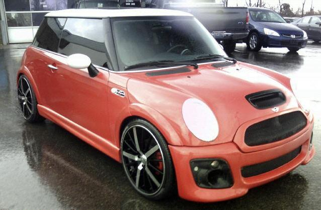 2002  Mini Cooper s picture, mods, upgrades