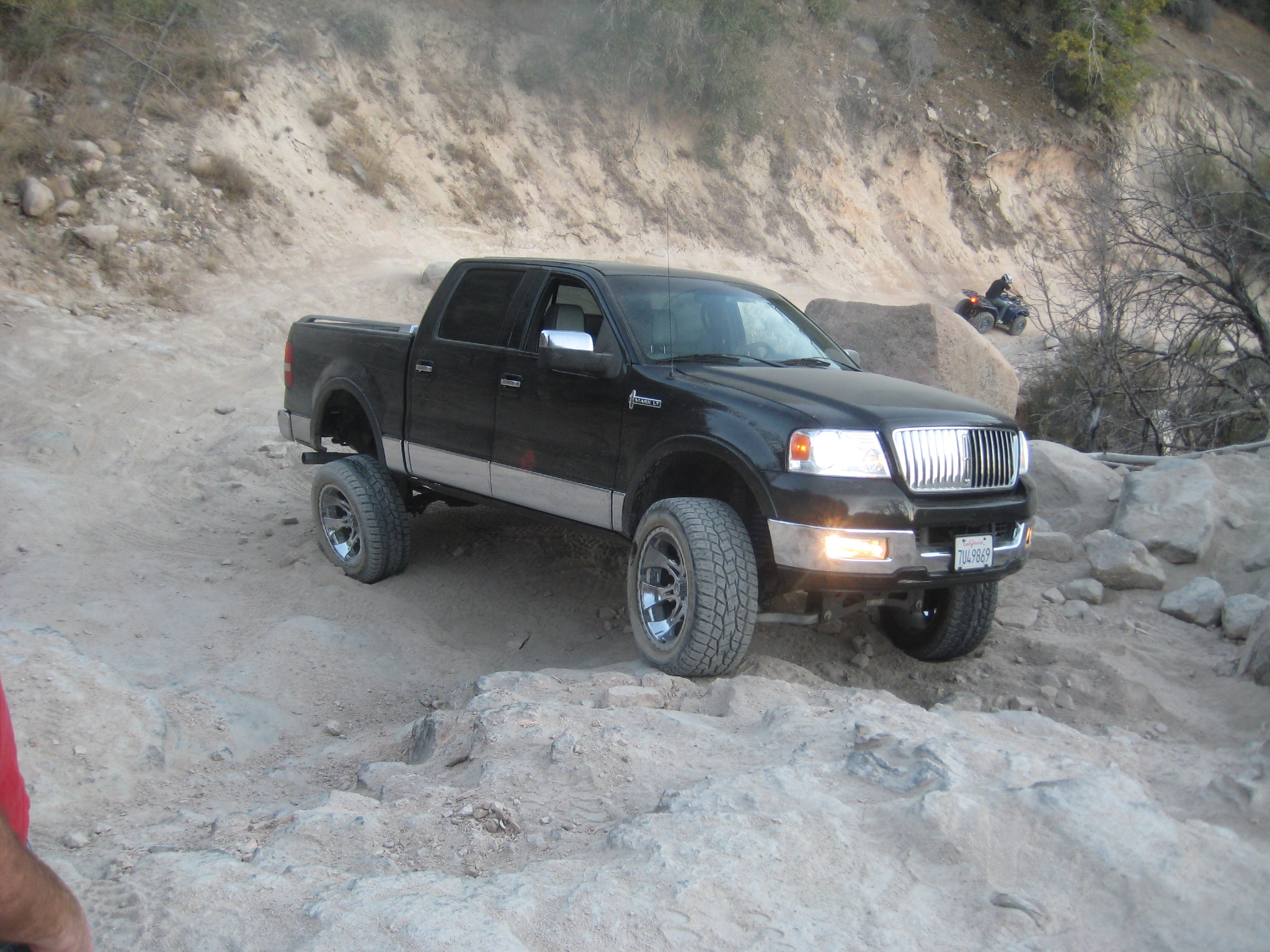 2006  Lincoln Mark LT  picture, mods, upgrades
