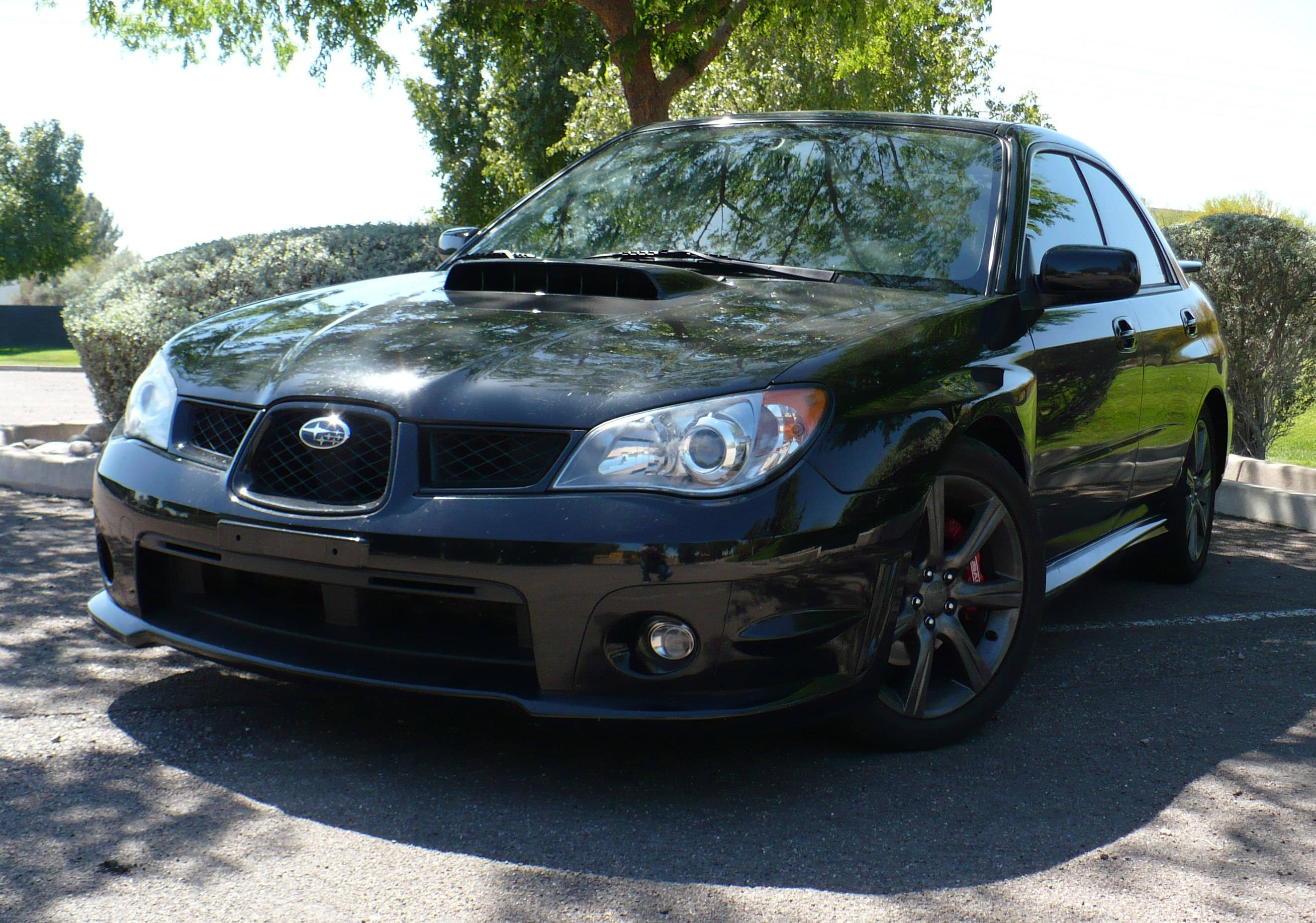 2006  Subaru Impreza WRX picture, mods, upgrades