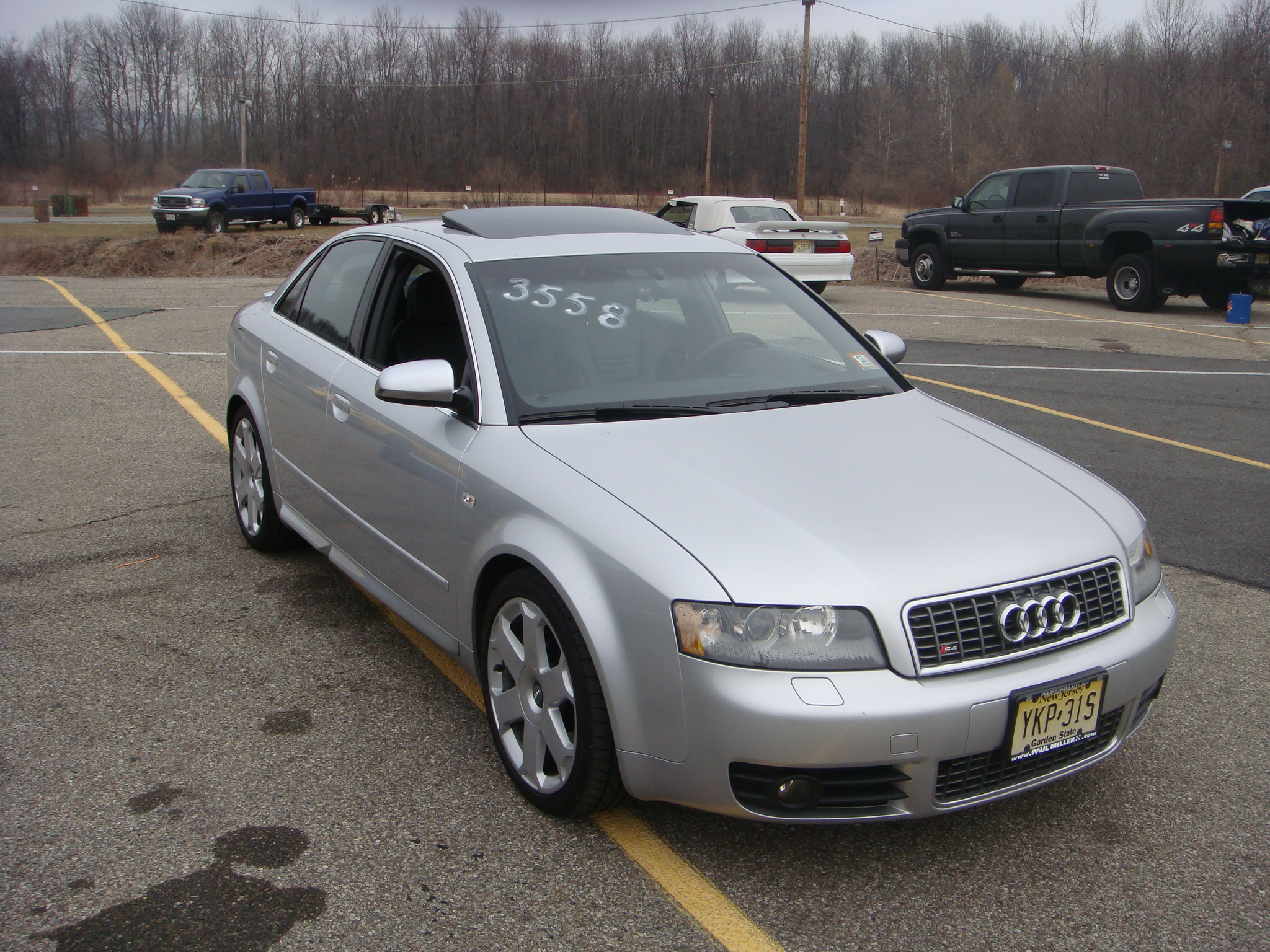 2005 Audi S4 Pictures Mods Upgrades Wallpaper  DragTimescom