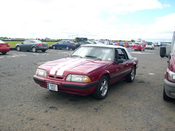 1990 Ford Mustang LX Conv 5.0L