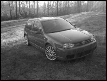 2004  Volkswagen Golf R32 r32 picture, mods, upgrades
