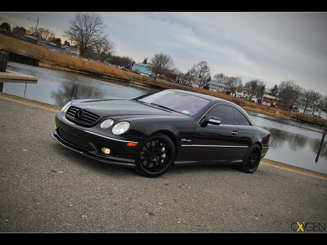 2005  Mercedes-Benz CL65 AMG Speedriven picture, mods, upgrades