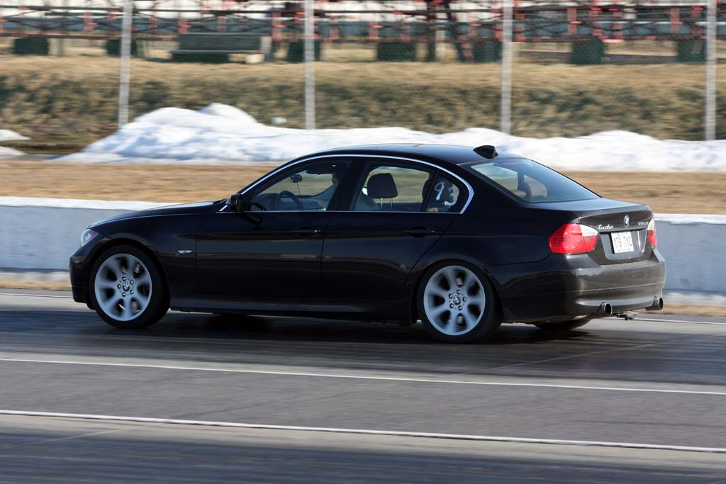 2008 Bmw 335xi Jb3 1 4 Mile Trap Speeds 0 60 Dragtimes Com