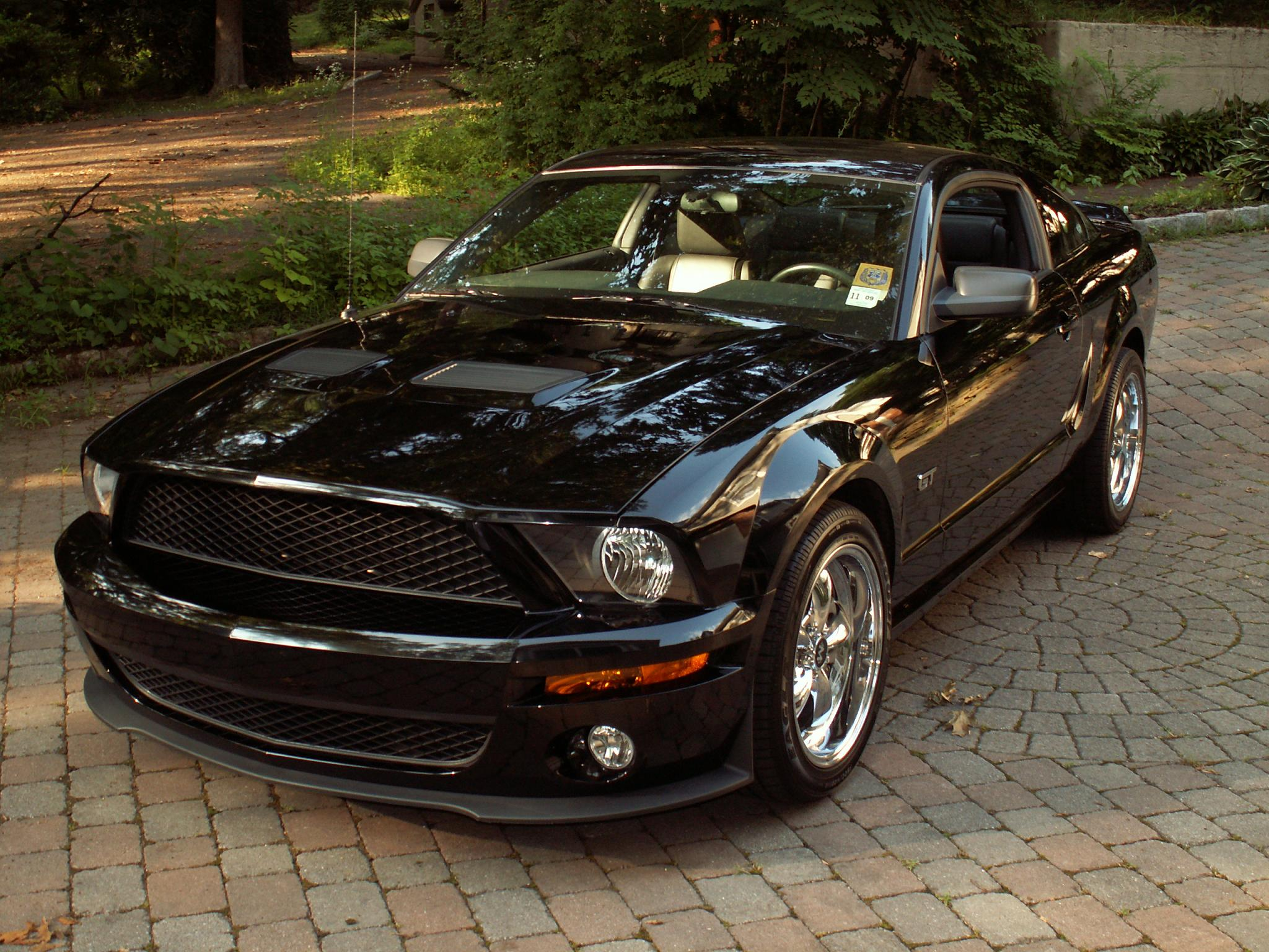 2006 ford mustang gt coupe picture mods upgrades
