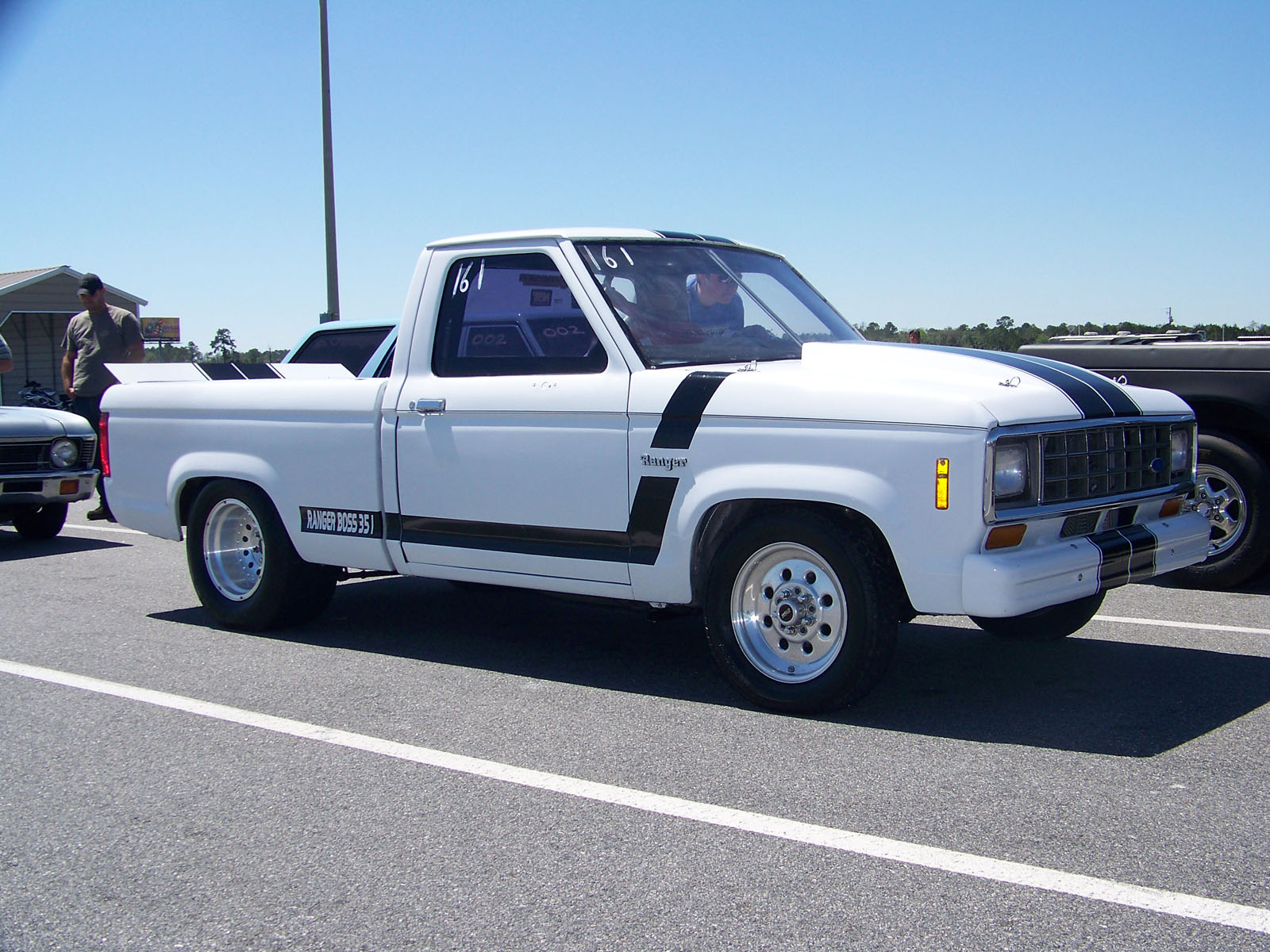 1987  Ford Ranger  picture, mods, upgrades