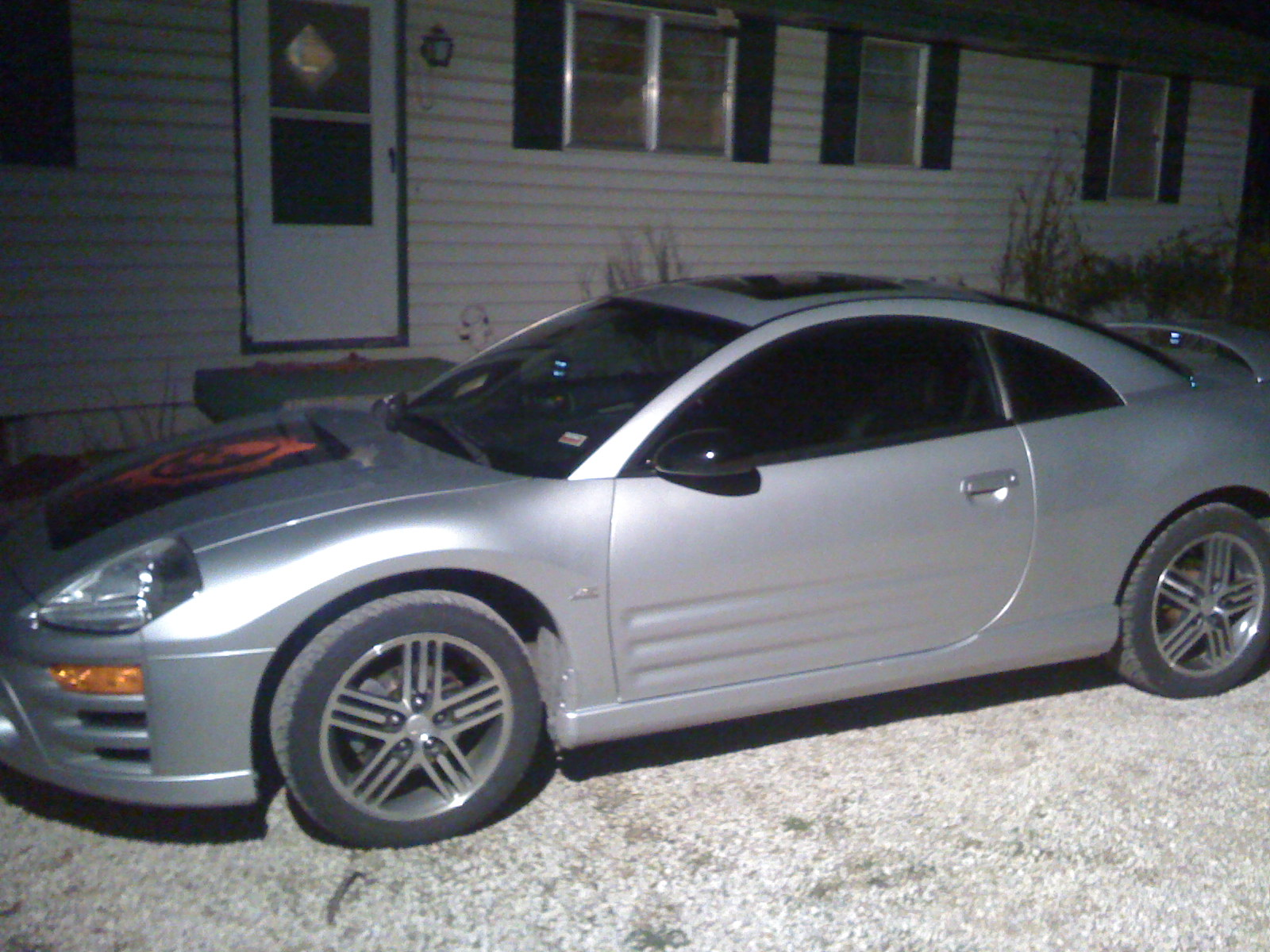 2003 Mitsubishi Eclipse GTS 1/4 mile trap sds 0-60 - DragTimes.com