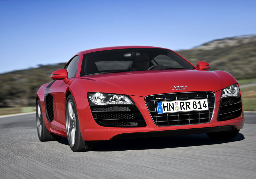 2010  Audi R8 5.2 FSI picture, mods, upgrades