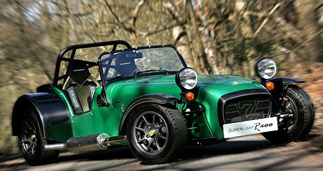 2009  Caterham Superlight R400 picture, mods, upgrades