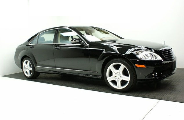 2009  Mercedes-Benz S550  picture, mods, upgrades