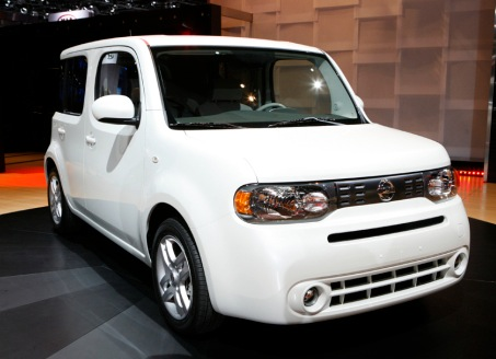 2009  Nissan Cube S picture, mods, upgrades