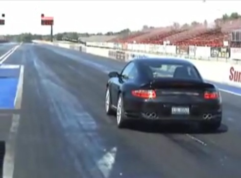 2008 Porsche 911 Turbo Switzer Sledgehammer