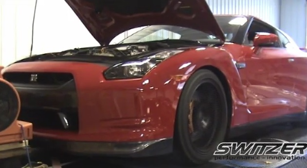 2009  Nissan GT-R Switzer P800 picture, mods, upgrades
