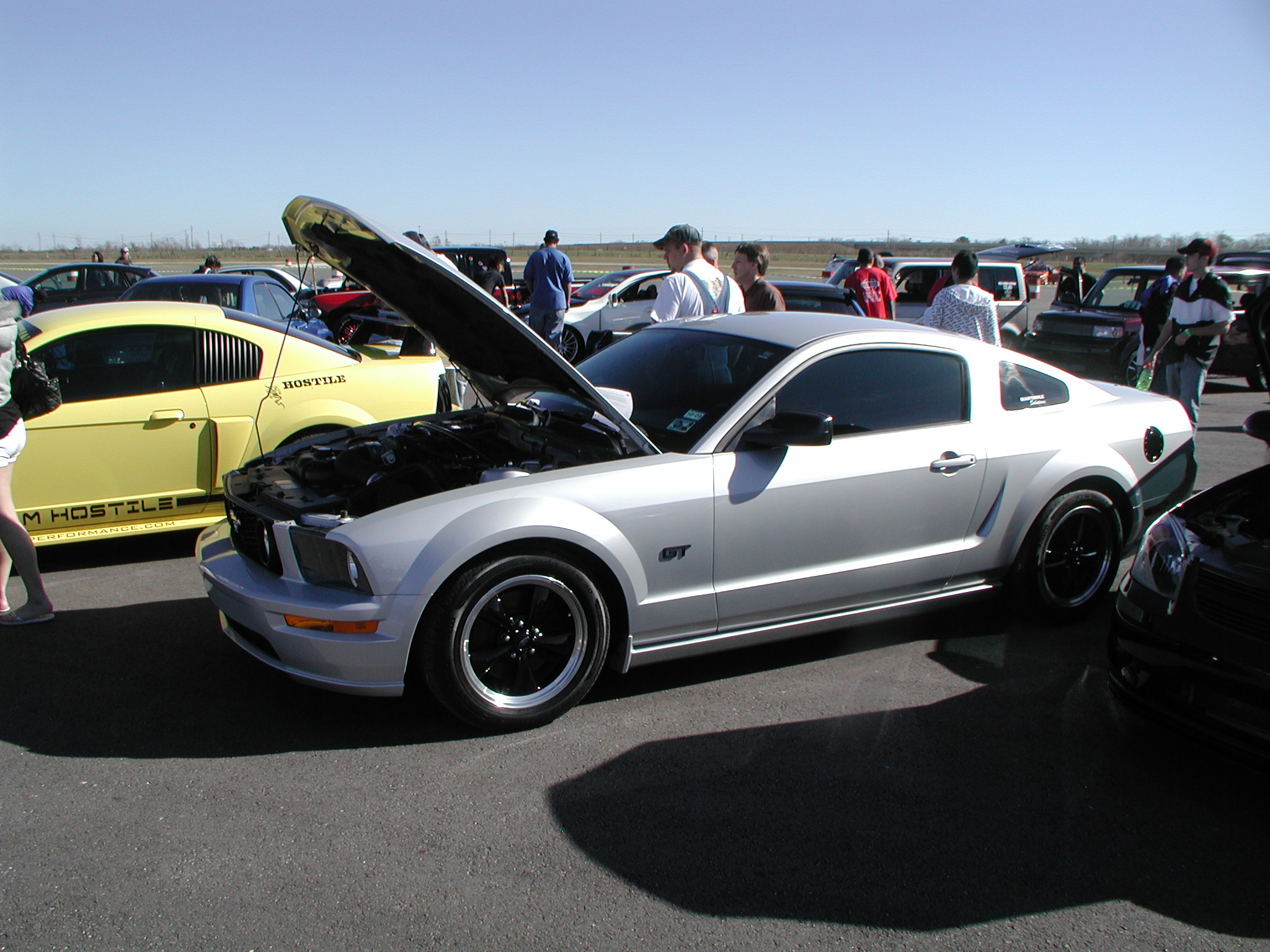 2007  Ford Mustang GT picture, mods, upgrades