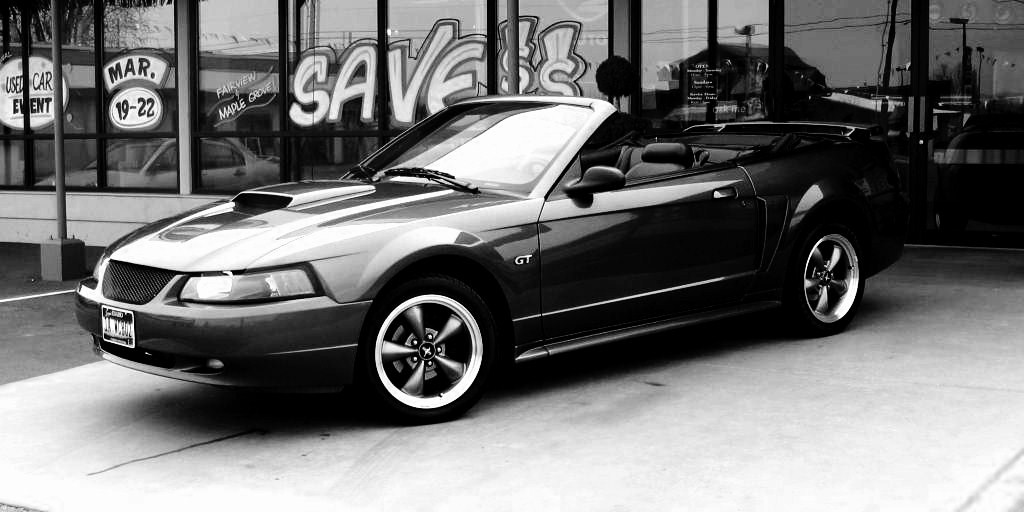 2003  Ford Mustang GT Conv. picture, mods, upgrades