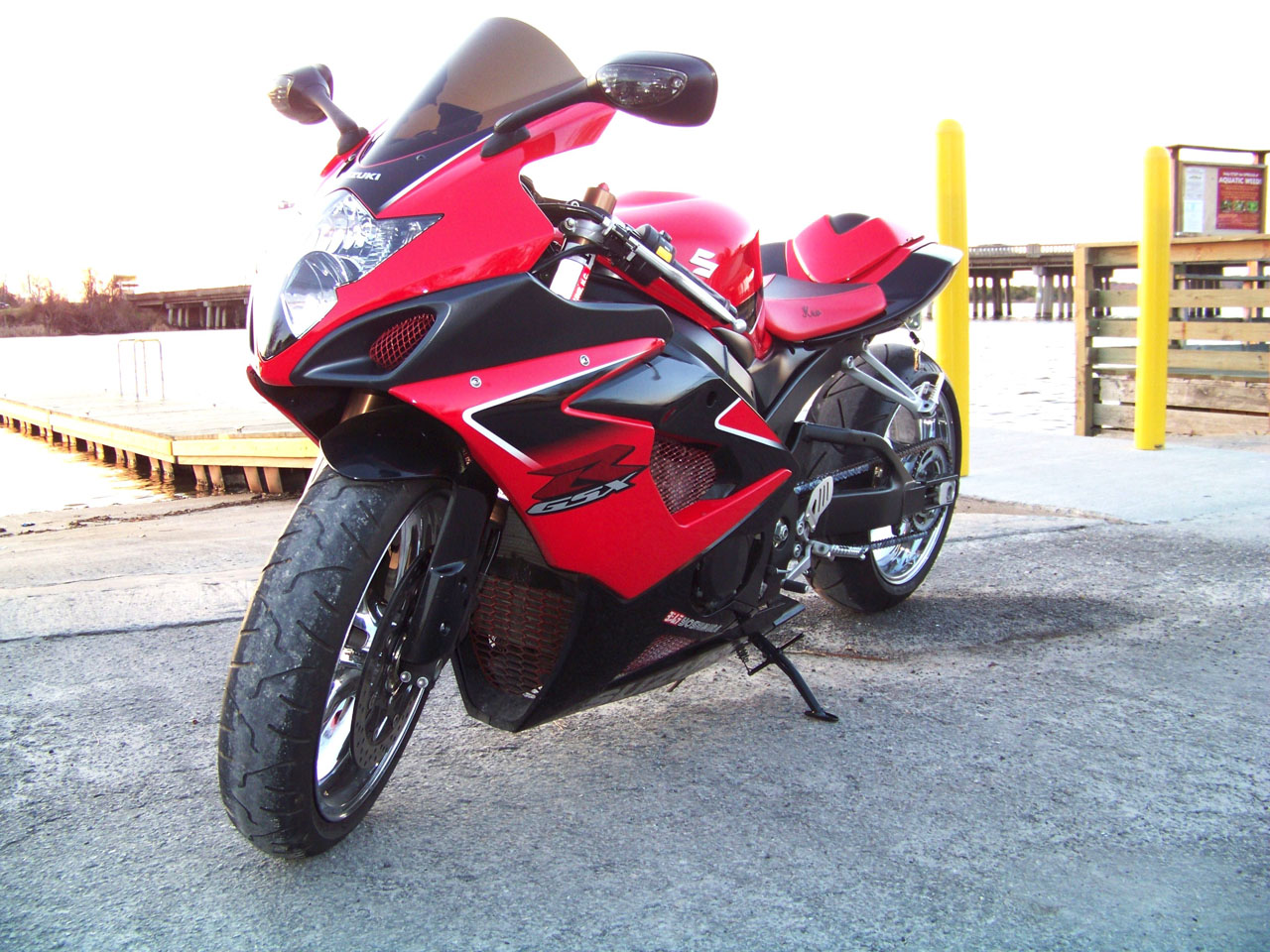 2006  Suzuki GSX-R 1000 picture, mods, upgrades