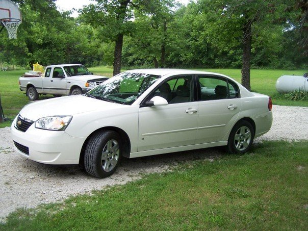 2007  Chevrolet Malibu LT picture, mods, upgrades