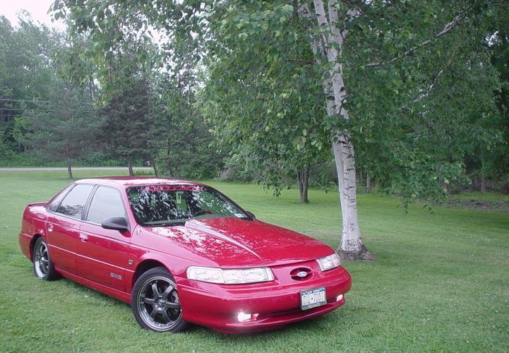 Ford Taurus Sho 1998. 1995 Ford Taurus sho Images