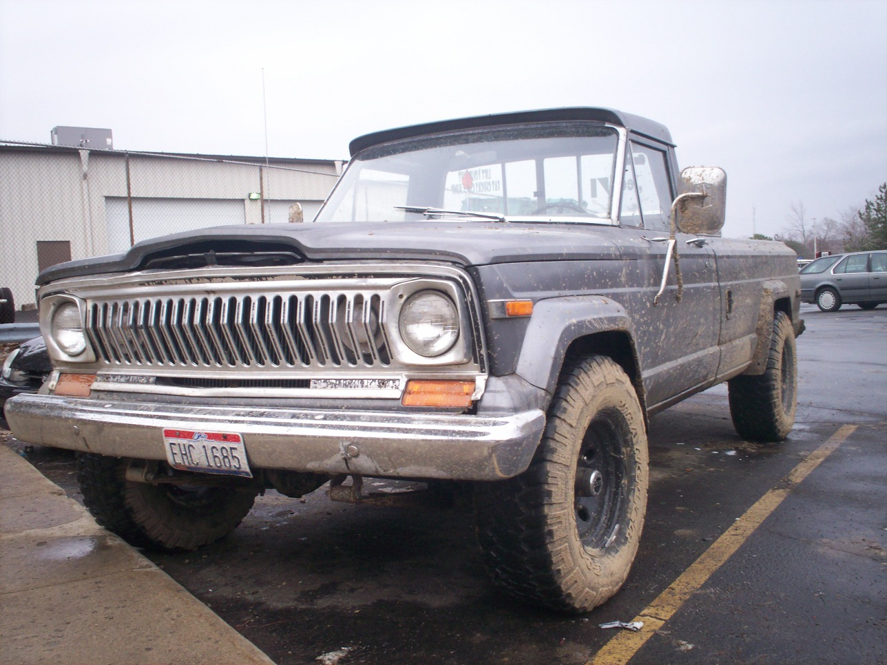 1979  Jeep Pickup j20 picture, mods, upgrades