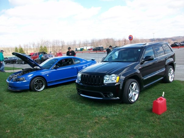 2006  Jeep Cherokee SRT8  picture, mods, upgrades