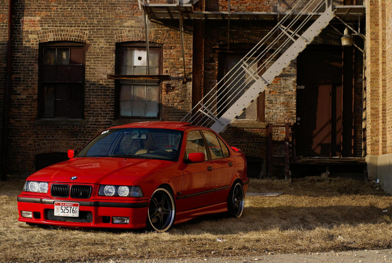 1996  BMW 328i  picture, mods, upgrades