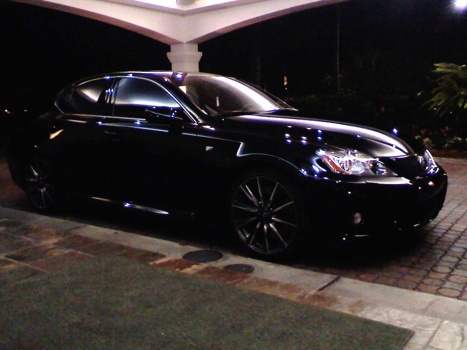 2008  Lexus IS-F  picture, mods, upgrades