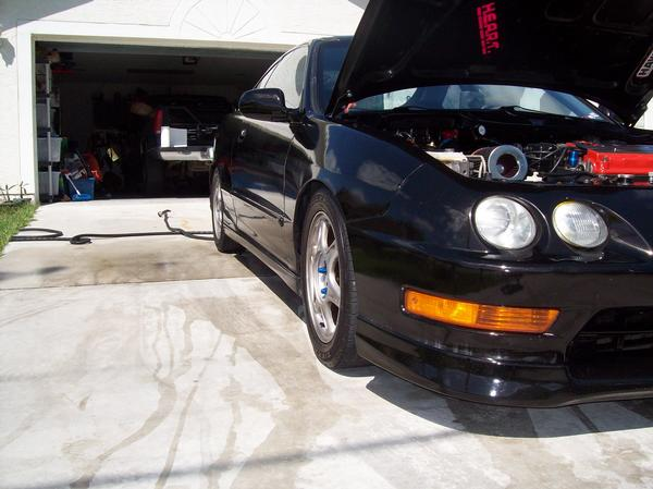 1995 acura integra gs r 1 4 mile drag racing timeslip. Black Bedroom Furniture Sets. Home Design Ideas