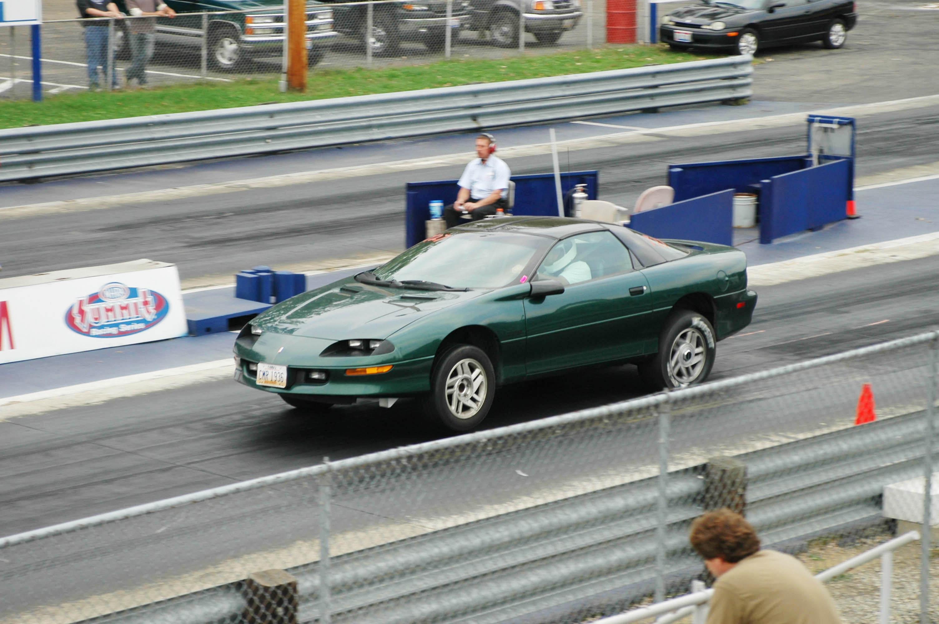 1995 Camaro Z28 Drag