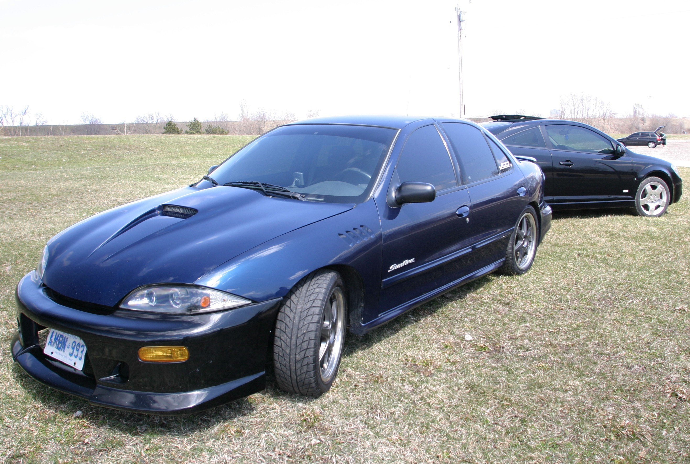 2002  Pontiac Sunfire  picture, mods, upgrades