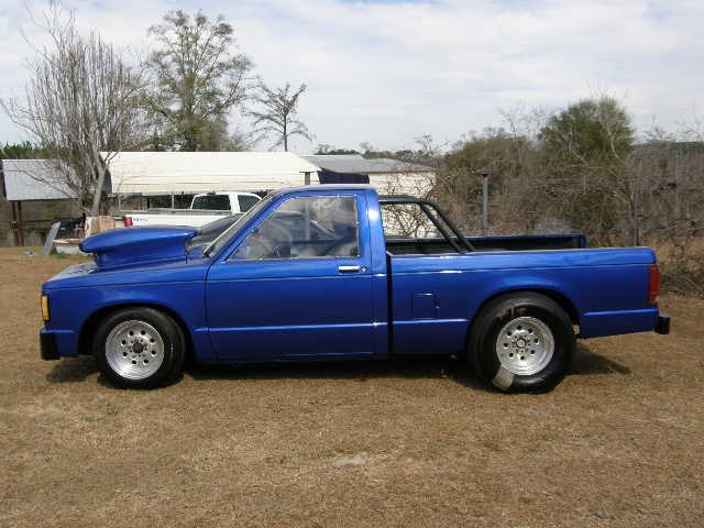 1985  Chevrolet S10 Pickup  picture, mods, upgrades