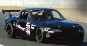 1995  Mazda Miata MX5 FujiRacing ITB's picture, mods, upgrades