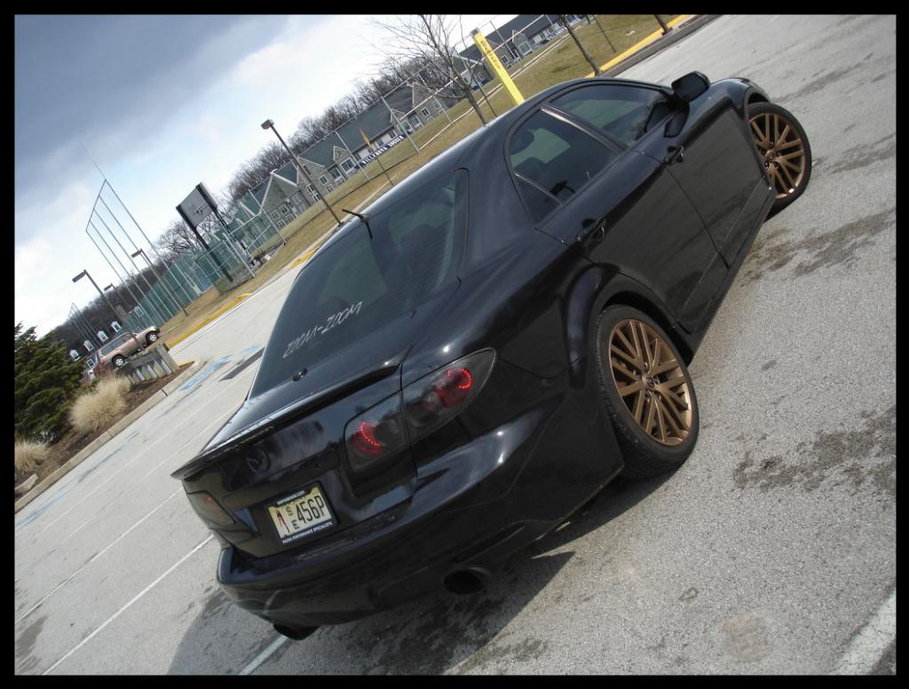 2006 Mazda 6 Mazdaspeed 6