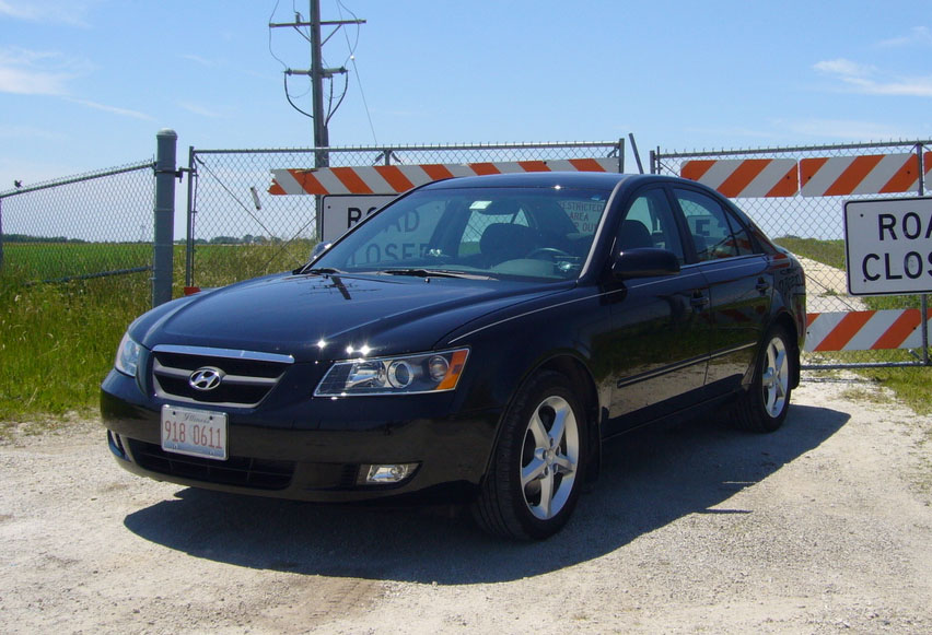 Stock 2008 Hyundai Sonata Se V6 1 4 Mile Trap Speeds 0 60