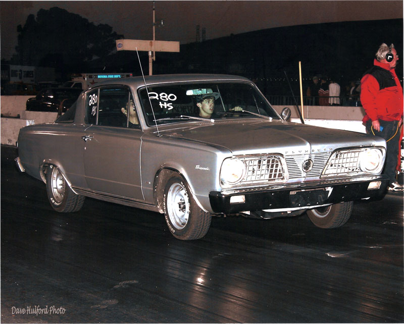 1966  Plymouth Barracuda  picture, mods, upgrades
