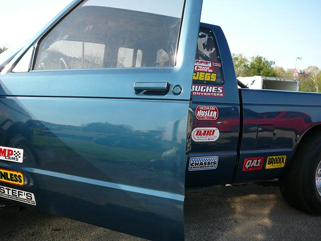 1985  Chevrolet S10 Pickup king cab picture, mods, upgrades