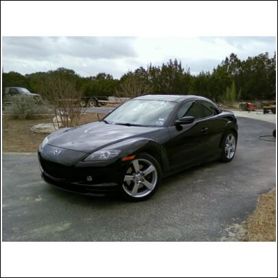 2005  Mazda RX-8  picture, mods, upgrades