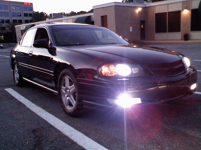 2004  Chevrolet Impala SS picture, mods, upgrades