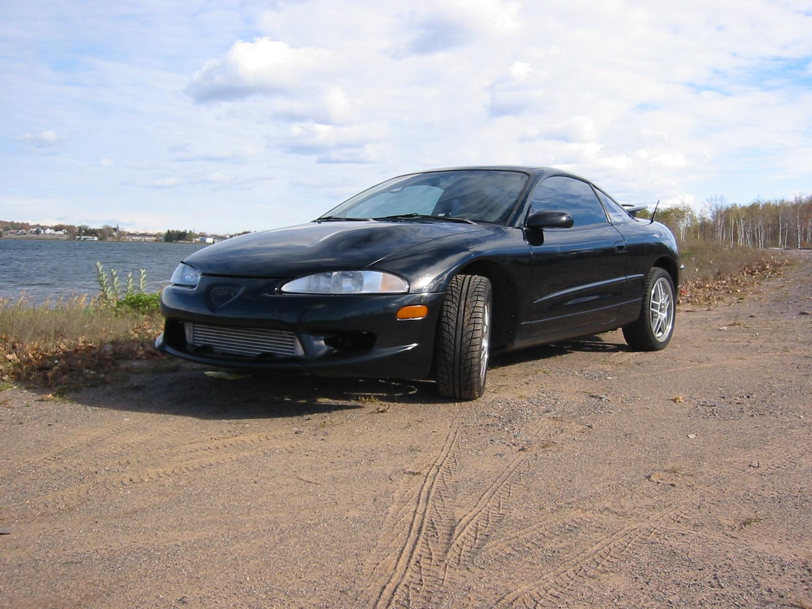 1997 eagle talon tsi awd picture mods upgrades