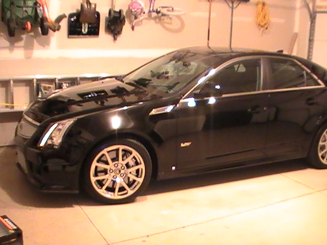 2009  Cadillac CTS-V V picture, mods, upgrades