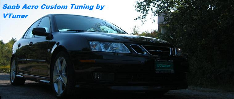 2007  Saab 9-3 Aero picture, mods, upgrades