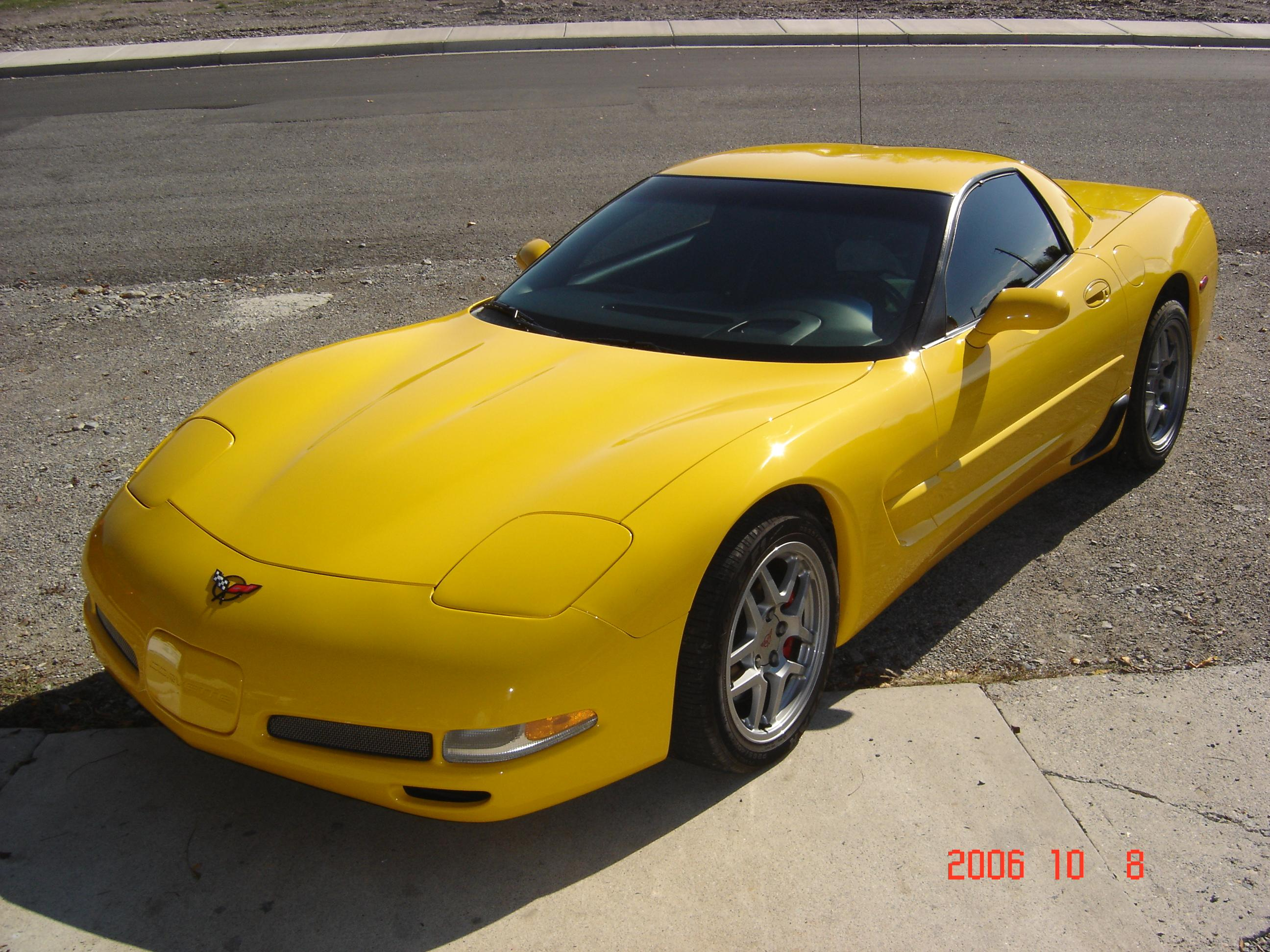2002 Chevrolet Corvette Twin Turbo