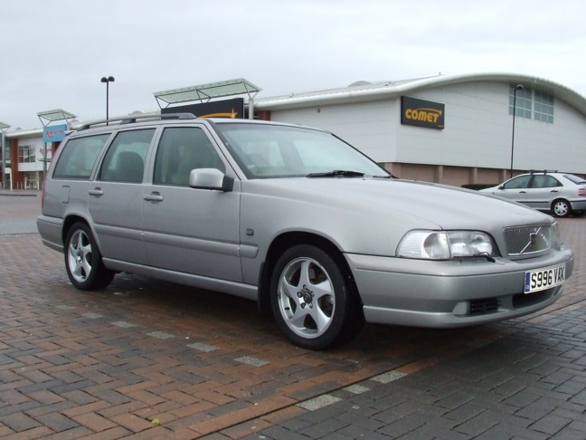 1998  Volvo V70 T5CD picture, mods, upgrades